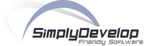 logo simplydevelop